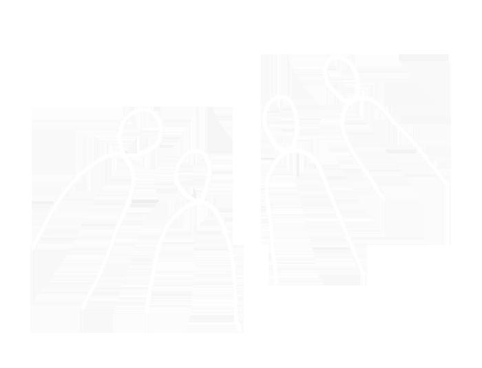Skizze von stilisirter Gruppe als Sinnbild für Team-Workshop unter Auf einen Blick