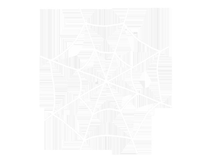 Skizze eines Netzes als Sinnbild für Teamarbeitstraining unter Auf einen Blick